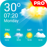 Weather Live Pro - FREE Weather APP for Android