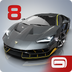 Asphalt 8 MOD - FREE Racing Game for Android