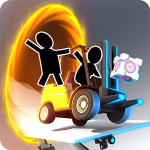 Bridge Constructor Portal - FREE Puzzle Game for Android